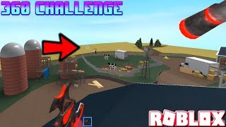 ROBLOX | ASSASSIN: BRAND NEW 360 CHALLENGE!!! (WE LAND A NASTY TRICKSHOT!) #1