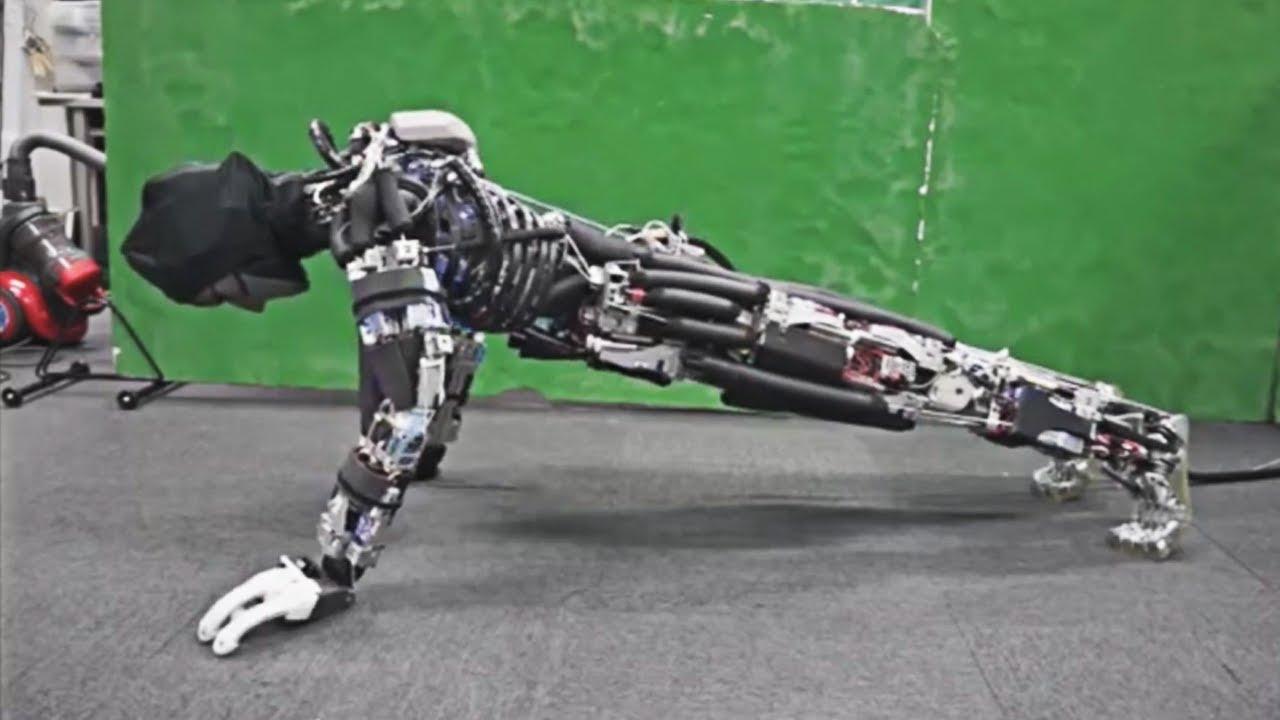 10-те најневеројатни роботи кои постојат на светот