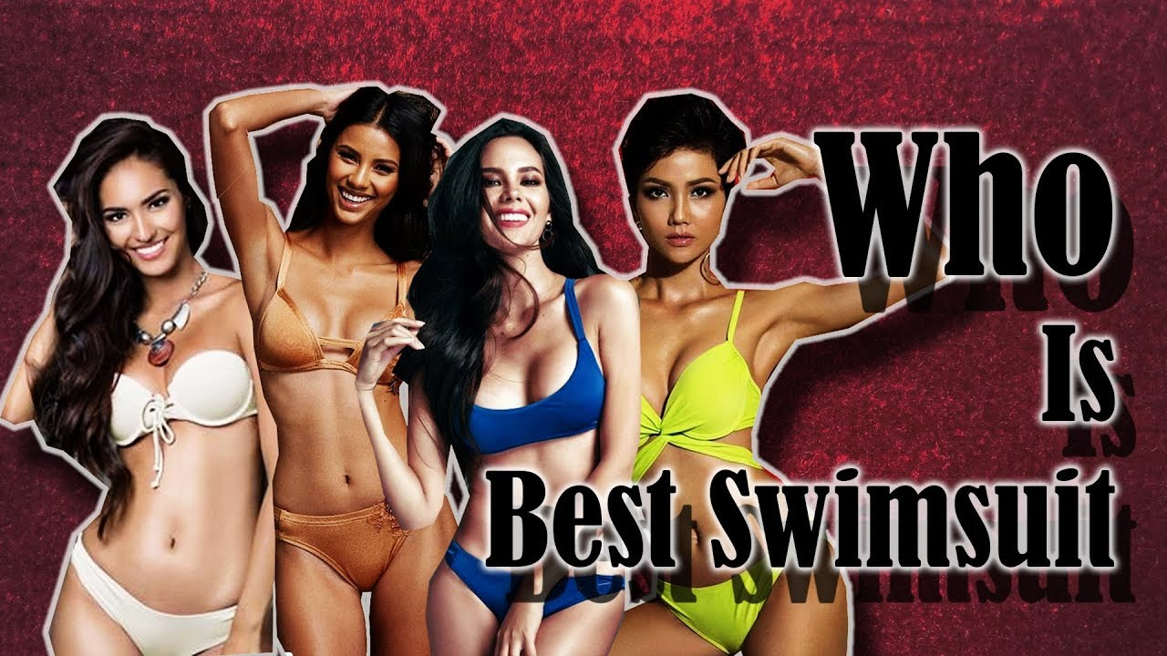 1f041b72c78 Top 10 Best Swimsuit Of Miss Universe 2018 - YouTube