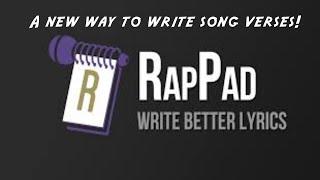 RapPad: An Online Site