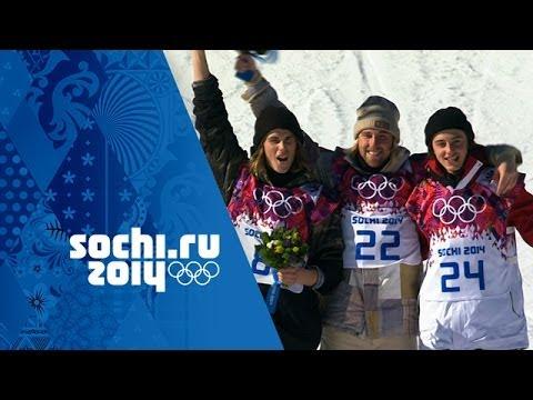 Men's Snowboard Slopestyle - Final - Kotsenburg Wins Gold   Sochi 2014 Winter Olympics