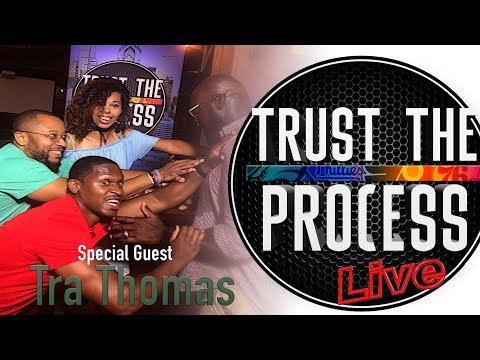 Former Philadelphia Eagle Tra Thomas - #TrustTheProcessLive | MyNEWPhilly