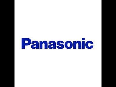 Panasonic AGM Mock Up Presentation