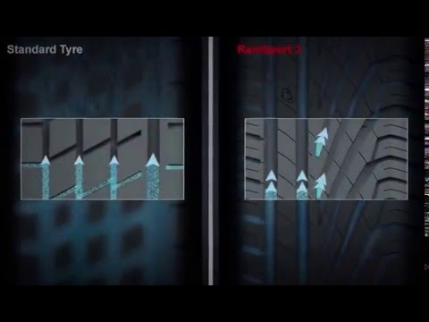 uniroyal rainsport 3 tyre video presentation youtube. Black Bedroom Furniture Sets. Home Design Ideas