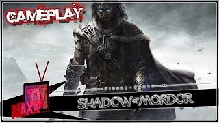 [PC] Shadow of The Mordor [Gameplay]