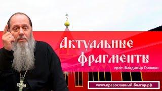 Актуальные фрагменты от 20.04.2017 (прот. Владимир Головин)
