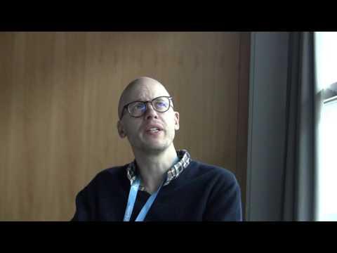 Utopiales 2016 : Interview de Lev Grossman