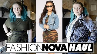 FashionNova | Try-On Haul