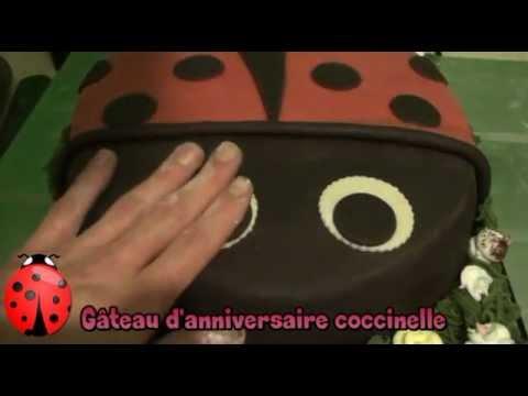 """gâteau-d'anniversaire-coccinelle-""""-la-cuisine-de-miss-coco-"""""""