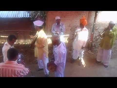 Sanai, Halgi Dholki in traditional marathi wedding part2 Ganesh Vandana