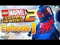 Guardians of the Galaxy! - LEGO Marvel Super Heroes 2 Gameplay - Episode 1 (No Eson of Mine)