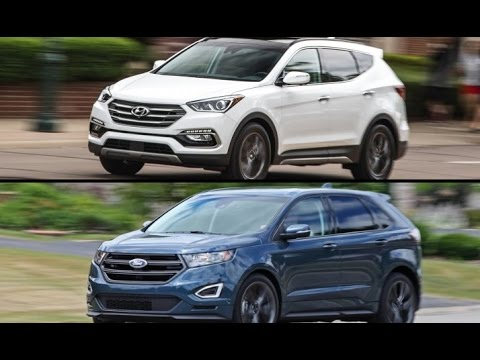 hyundai tucson vs ford edge cargurus autos post. Black Bedroom Furniture Sets. Home Design Ideas