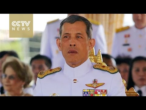 What is Thai king's role in a constitutional monarchy?