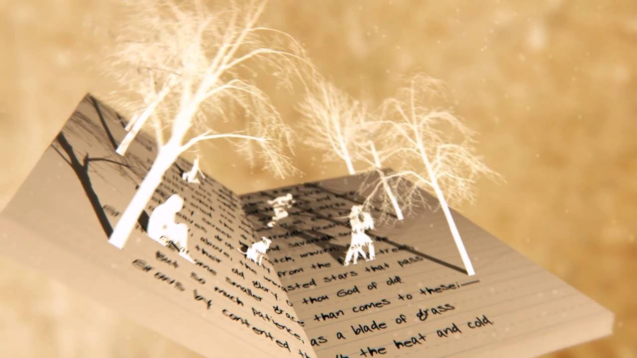 pop up book after effects free template youtube