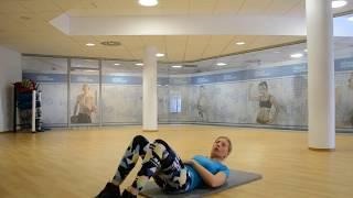 Ćwiczenie 3 – wznos tułowia