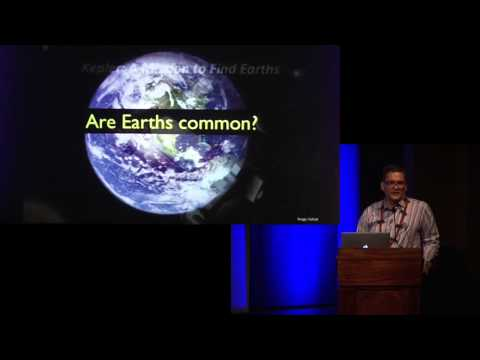 Astronomy Talk: The Search for Other Earths