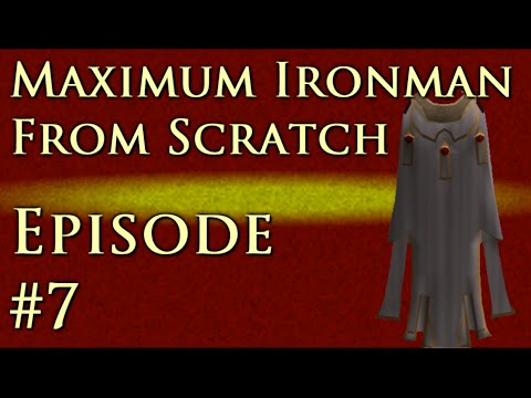 Maximum Ironman: Episode #7 - Ding! Lv7 Luck, New Skill Unlocked