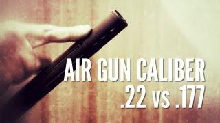 Which pellet should I choose? .22 versus .177 | Gamo Air Guns