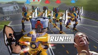 MOMENTOS DIVERTIDOS #5 - FUNNY MOMENTS WAR ROBOTS (Compilation) Fails, WTF