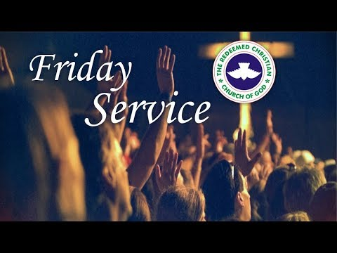 "RCCG GAP Dubai FRIDAY SERVICE ""Total Victory"""