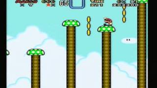 Super Mario World - Walkthrough - Butter Bridge 1