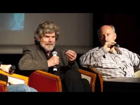 Vidéo de Reinhold Messner