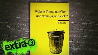 Das Müll-Gedicht