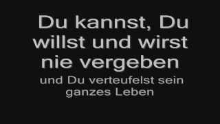 Rammstein - Wut will nicht sterben (lyrics) HD