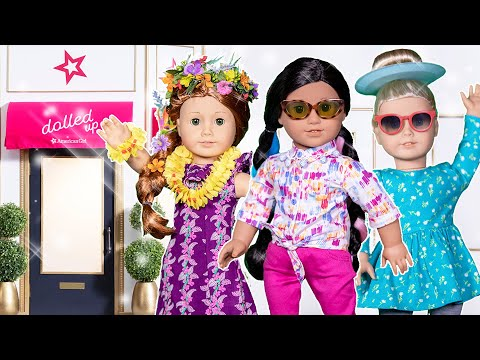 Official Trailer | Dolled Up With American Girl | American Girl