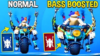 Best Fortnite Dances With Bass Boosted #6