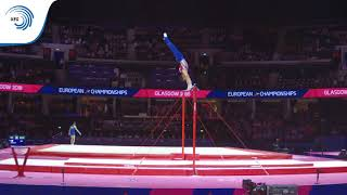 Nikita NAGORNYY (RUS) - 2018 Artistic Gymnastics Europeans, qualification high bar