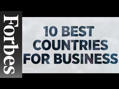 10 Best Countries For Business | Forbes