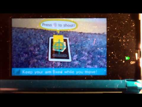 How To Use Your 3DS AR Cards