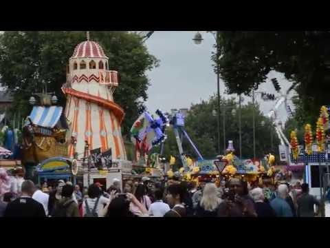 Oxford St Giles Fair 2016