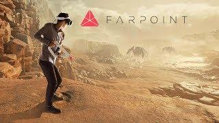 Dante Infinite Стрим игры Farpoint!!! - НАЧАЛО!!!