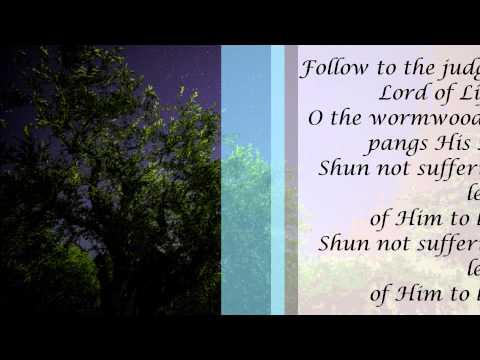Go To Dark Gethsemane(vocal with lyrics)