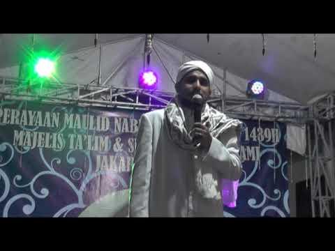 HABIB HANIF AL-ATTHAS _ GETARKAN RAWA BELONG DENGAN SHOLAWAT