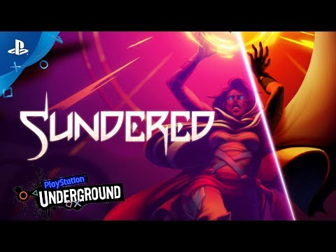 Sundered - PS4 Gameplay Demo and New Boss Revealed | PS Underground
