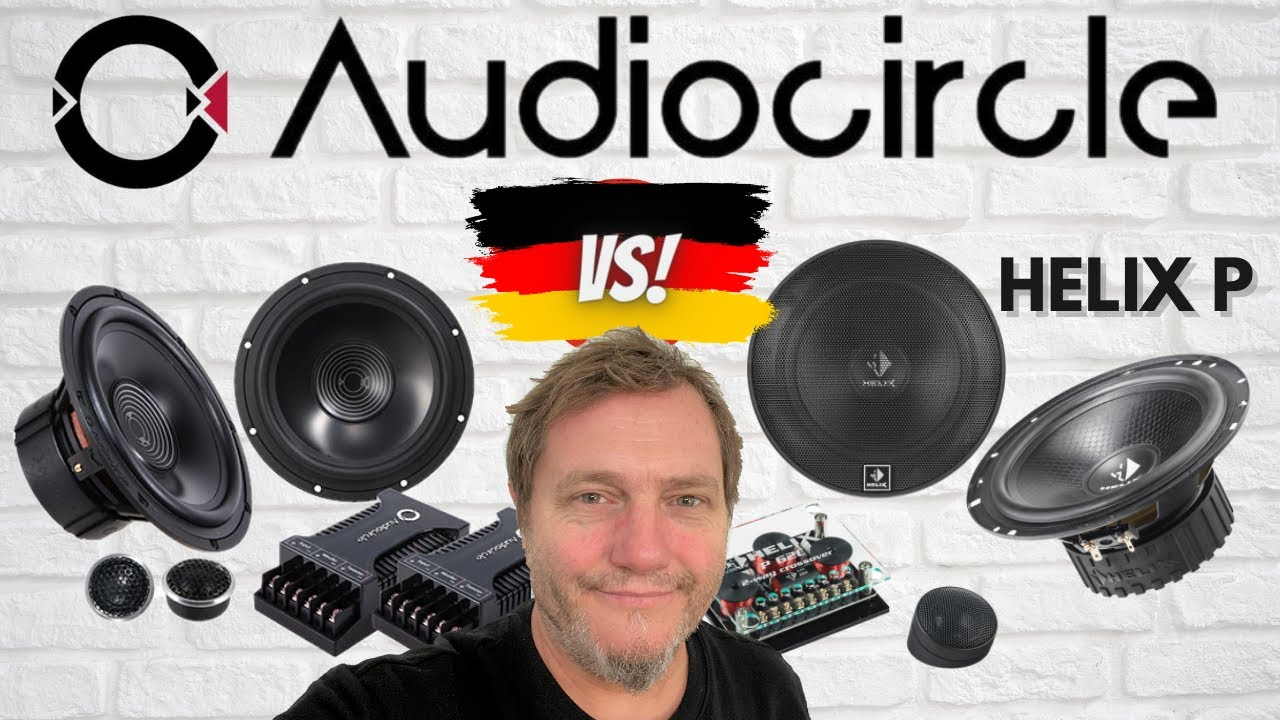 😱 Como Suenan los Componentes Audio Circle 😱 Nos Sorprendió | Audio Circle Hamburgo vs Helix P