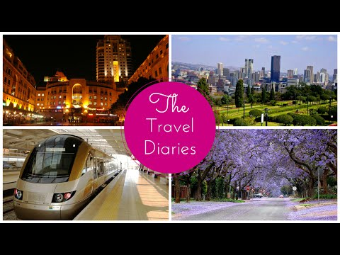 Travel Diaries: Pretoria & Sandton (Part I)