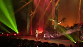 Tyler The Creator - Foreword + Boredom (Live in Atlanta, Ga 2/10/18)
