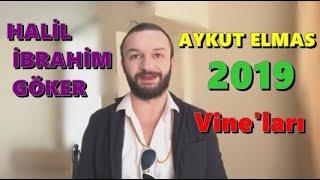 Aykut Elmas 2019 Vine   İnstagram videoları w/ Halil İbrahim Göker