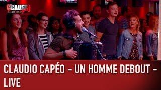 Claudio Capéo - Un homme debout - Live - C'Cauet sur NRJ