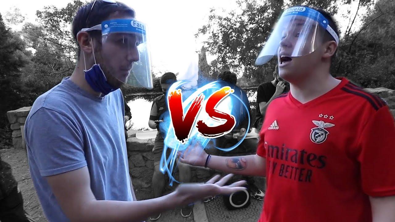 (SANGRE SUCIA ☣) BTP vs BLAST | SEMIS | Pandemic Battle