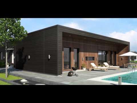 Проект комфортабельного загородного дома с полукруглым