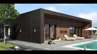 видео Проекты современных домов
