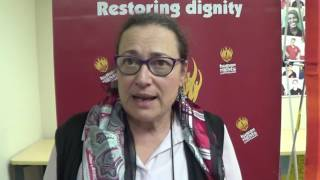 Commissioner Janet Love on the importance of SAHRC hosting a hearing on mining affected communities