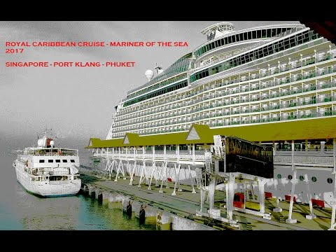 Royal Caribbean Cruise ship name Mariner of the Sea 2017