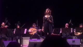Nadia Raies Sings Shadia's In Rah Minnik Ya Ein