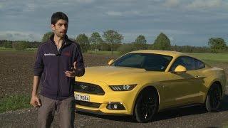 Ford Mustang (5.0 V8) | La macchina del buon umore!